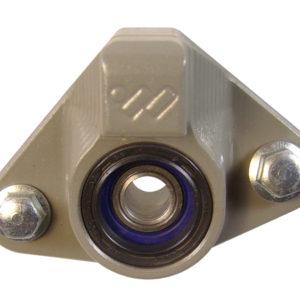 WALSH KFX-450R Steering bearing plate