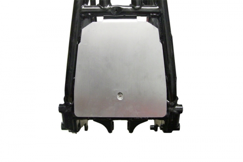 ltr450 skid plate, frame, engine