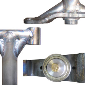 WALSH MXR 450 Steering stem