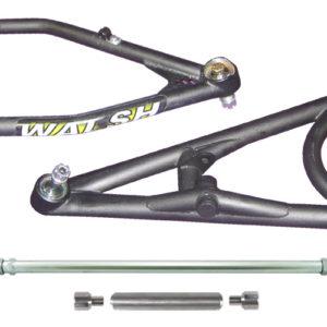 WALSH RAPTOR 660R A-arm & tie rod kit