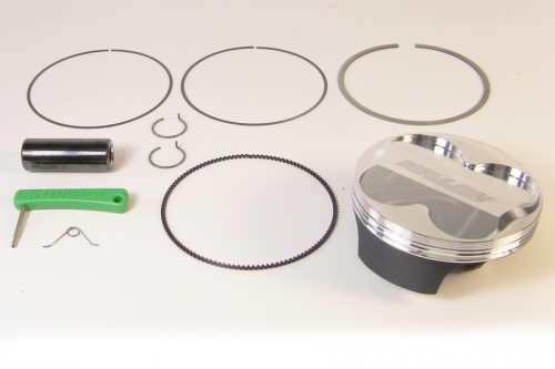 LT-R450 Piston kit, CP 13.75:1