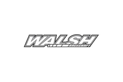 6 WALSH Race Craft, subframe, swingarm (grey)