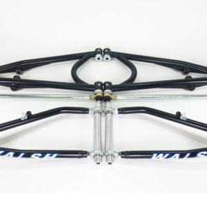 WALSH YFZ450 700R A-arm kit