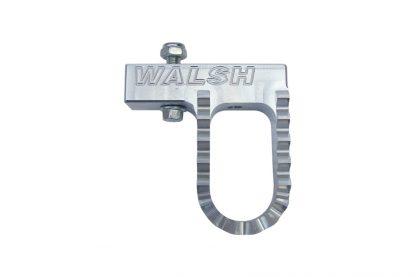 YFZ450R Brake pedal, silver