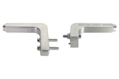 TRX450R Rear fender brackets