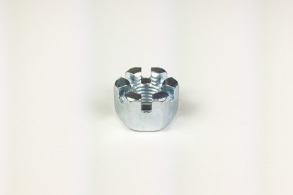 Nut, 10M, castellated