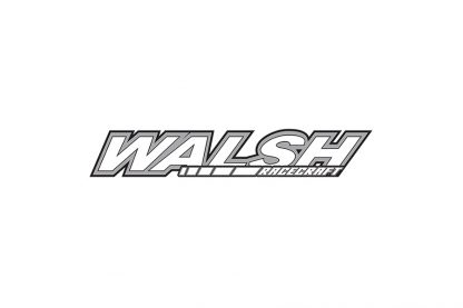 6 WALSH Race Craft, subframe, swingarm (grey)