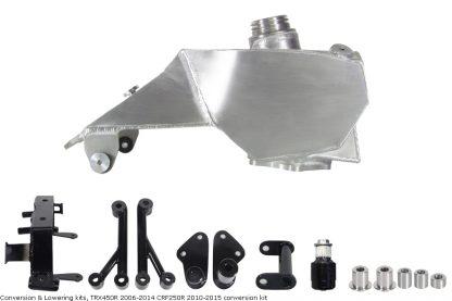 Conversion & Lowering kits, TRX450R 2006-2014 CRF250R 2010-2015 conversion kit