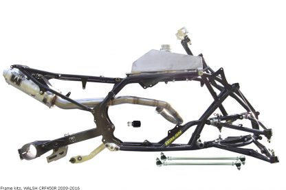 Frame kits, WALSH CRF450R 2009-2016