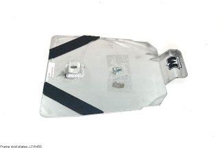 Frame skid plates, LT-R450