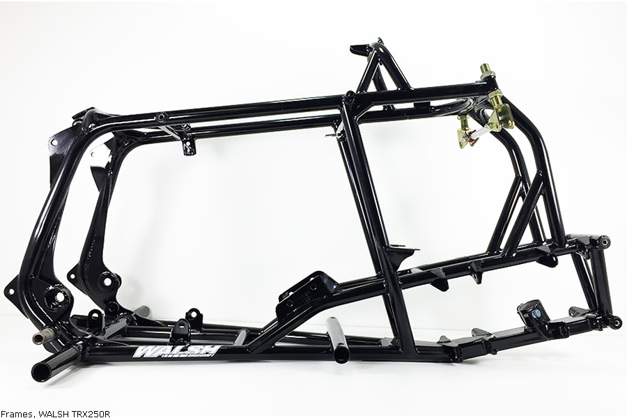 Frames - WALSH Race Craft