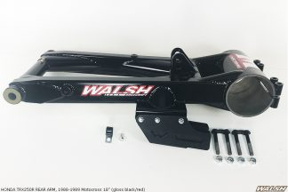 HONDA TRX250R REAR ARM, 1988-1989 Motocross 18 (gloss black-red)