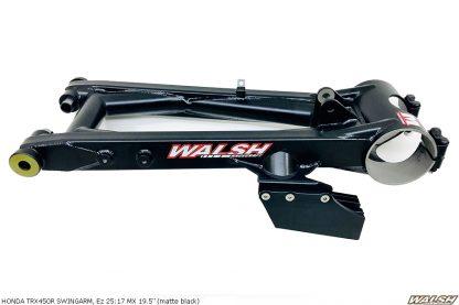 HONDA TRX450R REAR ARM, motocross Ez 25 17 (matte black)