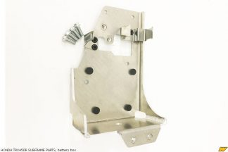 HONDA TRX450R SUBFRAME PARTS, battery box