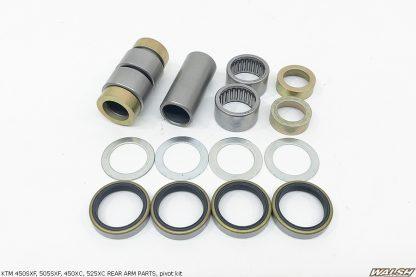 KTM 450SXF, 505SXF, 450XC, 525XC REAR ARM PARTS, pivot kit