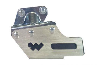 Swingarm chain guide, TRX450R SR (silver)