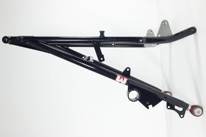 TRX450R Subframe, lowering kit (gloss black)