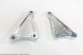 WALSH Frame engine mounts, LT-R450, front lower