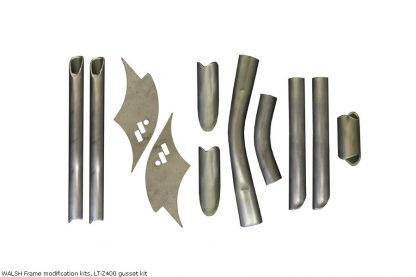 WALSH Frame modification kits, LT-Z400 gusset kit