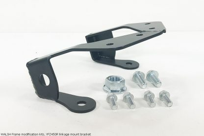 WALSH Frame modification kits, YFZ450R linkage mount bracket