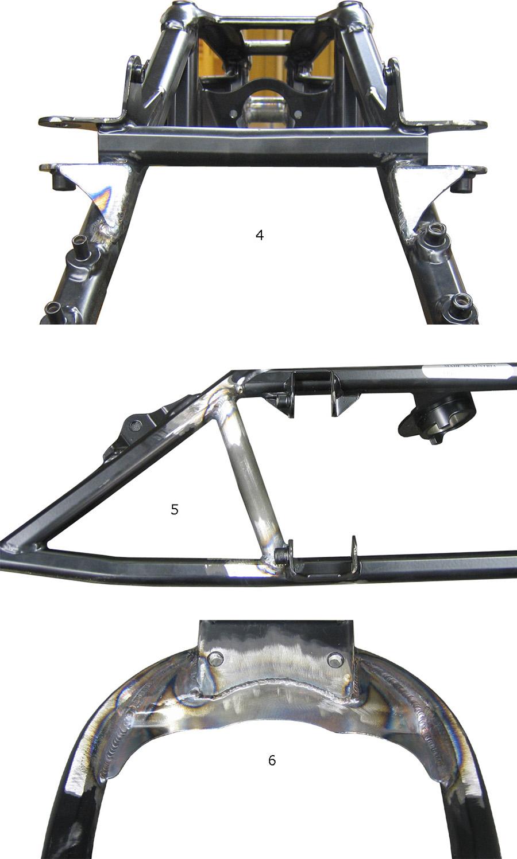 WALSH KTM Gusset kit (3)