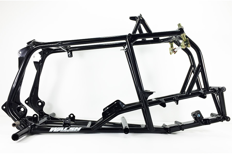 walsh frames  chassis