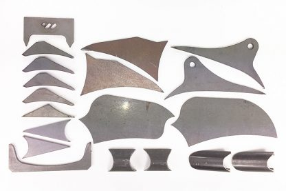 WALSH TRX450R Gusset kit 2004-2005