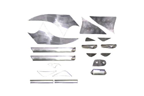 WALSH YFZ450 Gusset kit