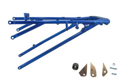 WALSH YFZ450 Subframe with 6 point kit