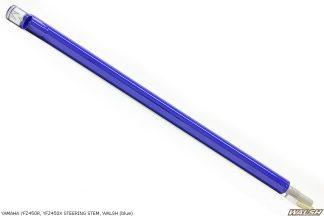 YAMAHA YFZ450R, YFZ450X STEERING STEM, WALSH (blue)